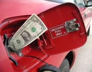 Автомобиль кушает деньги