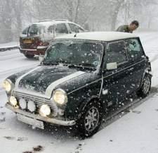 Предзимняя подготовка вашего автомобиля