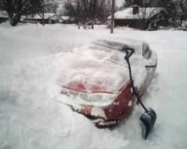 Проблеми автомобіля в зимню пору