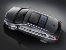 Автомобиль работающий на энергии солнца