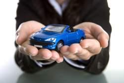 Автомобіль на руках