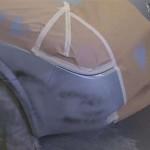 Підготовка поверхні авто до фарбування