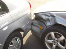 Автомобіль після ДТП